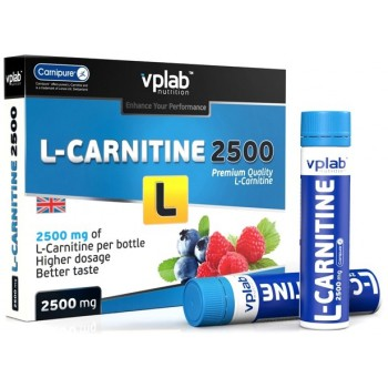 VP Lab L-Carnitine, 2500 7 ампул
