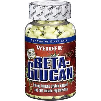 Weider Beta-Glucan 120 капсул