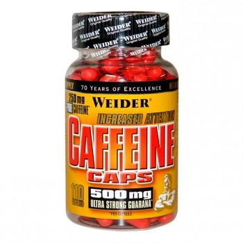 Weider Caffeine caps 110 капсул