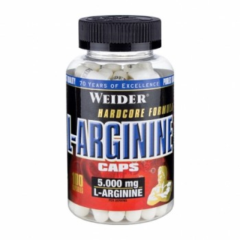 Weider L-Arginine Caps 200 капсул