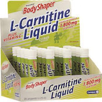 Weider L-Carnitine Liquid 20 ампул