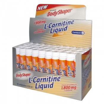 Weider L-Carnitine Liquid 40 ампул
