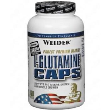 Weider L-Glutamine Caps 160 капсул
