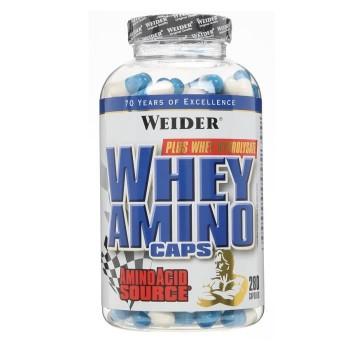 Weider Whey Amino Caps 280 капсул