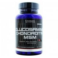 Ultimate Glucosamine & Chondroitin MSM 90 таблеток